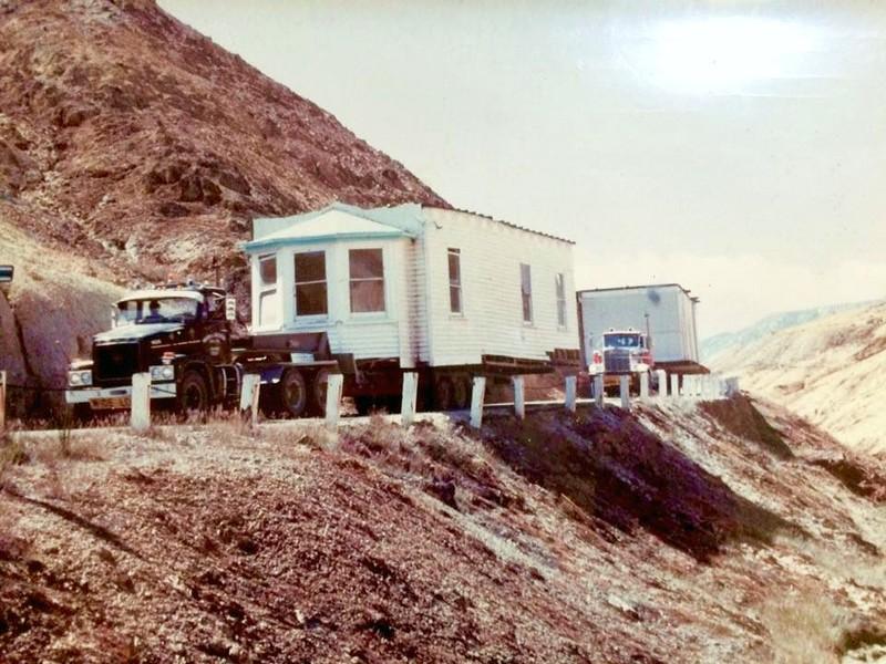 Strahan Wilderness Lodge history